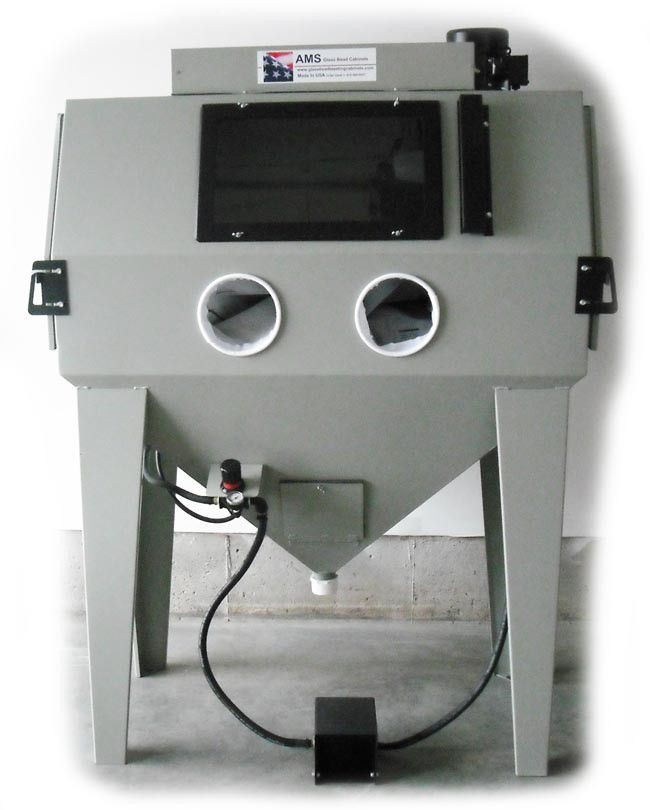 Suction Blast Cabinet 4824 -300 CFM